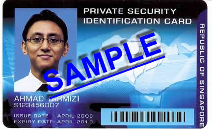 application for a security guard and or private investigator licence