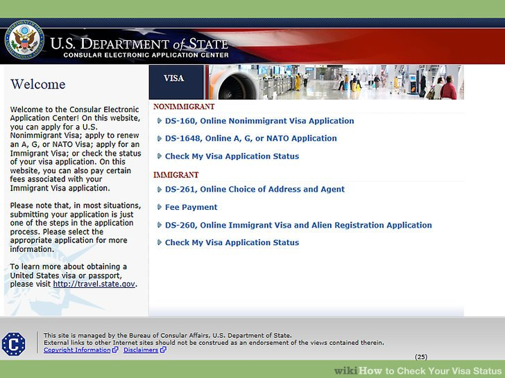 online application for us visa from canada