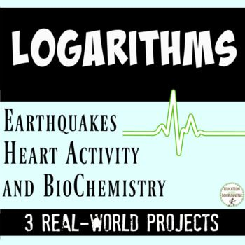 logarithm applications in real life