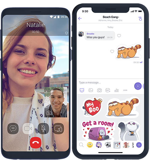 viber mobile application for android