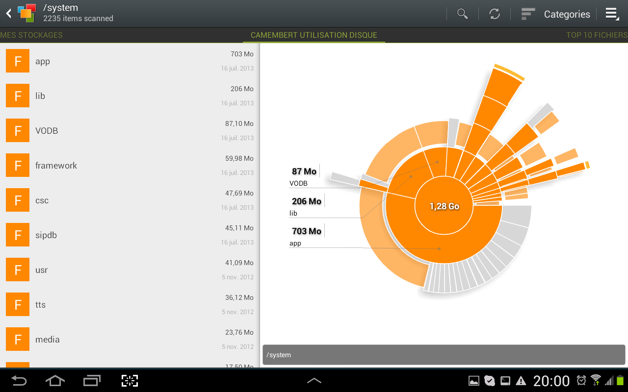 android 6 deplacer application sur carte sd