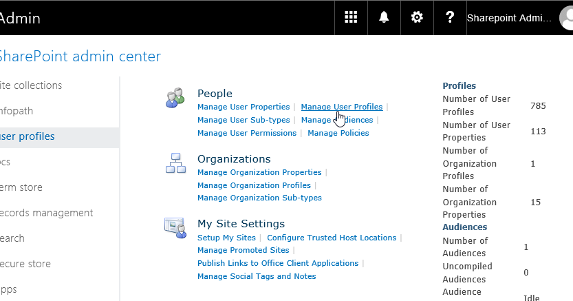 configure search service application sharepoint 2013 powershell