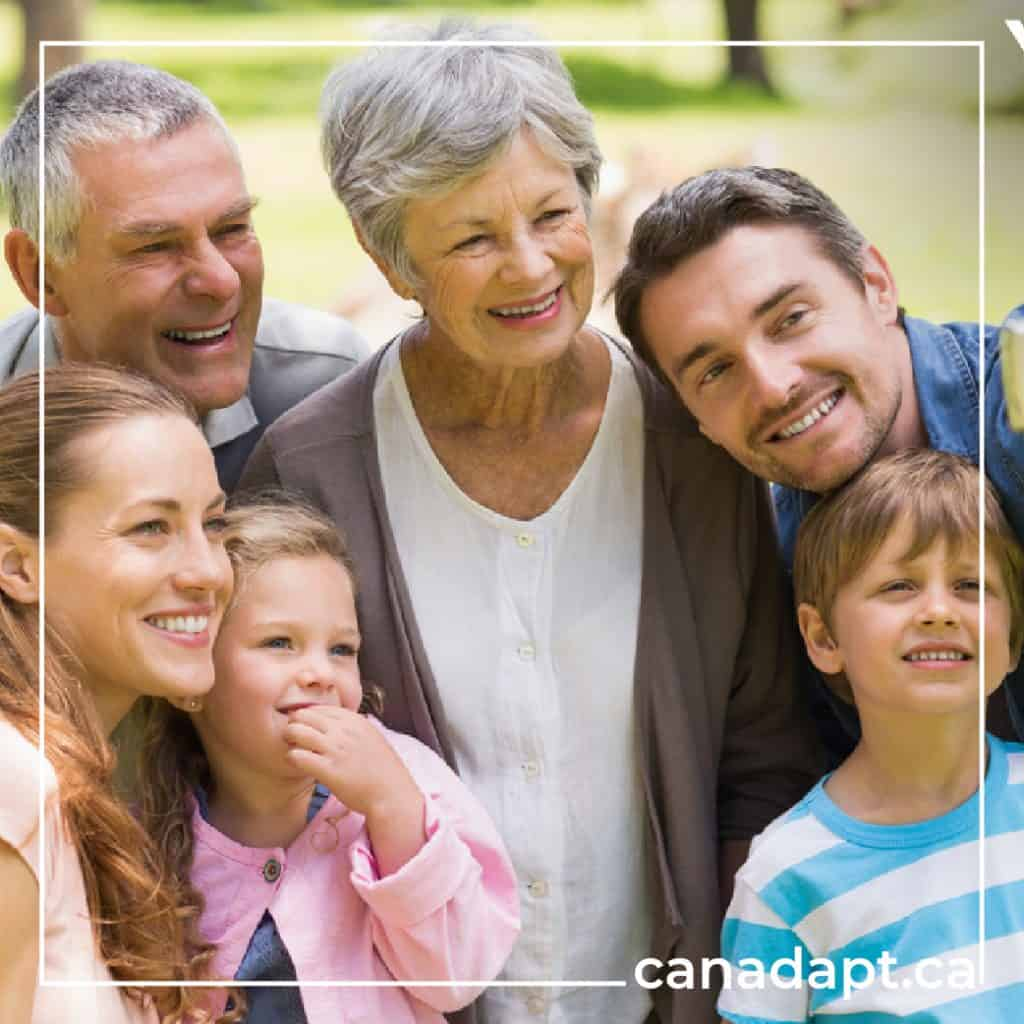 sponsorship applications for parents and grandparents
