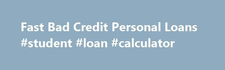 how to fill out a personal loan application