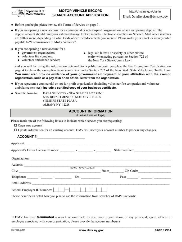 new driving school application form